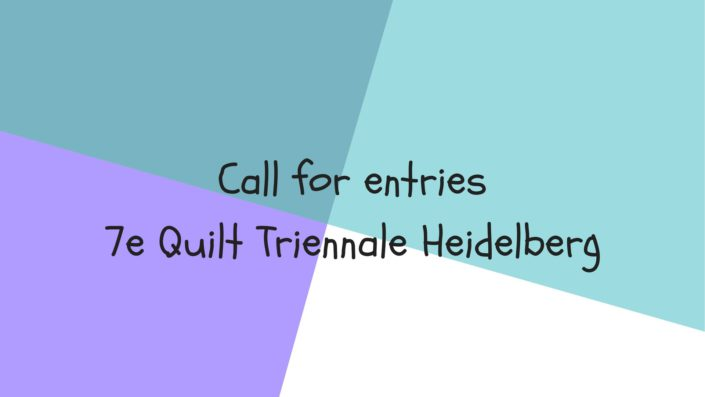 call for entries Heidelberg