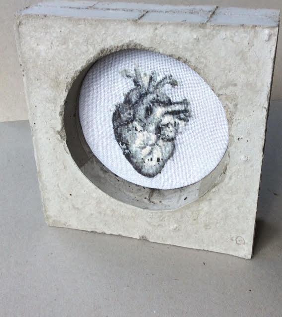 Renee Toonen beton en kruissteek